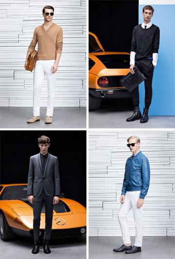 הוגו בוס. מכנסי צ'ינו שכל גבר צריך בארון וז'קטים מחמיאים