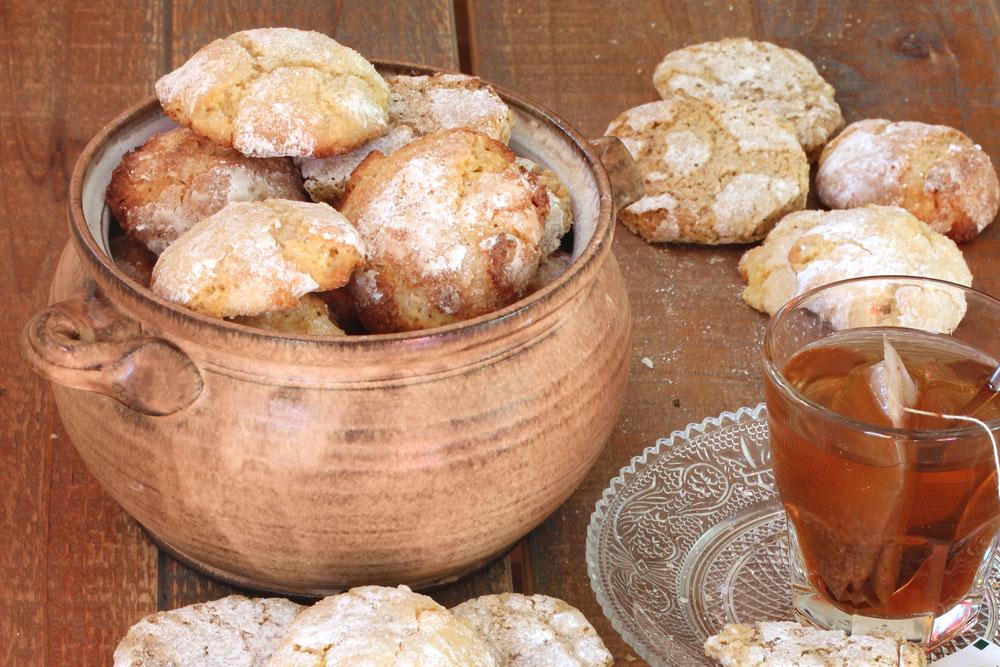 עוגיות בוטנים (צילום: אסנת לסטר)