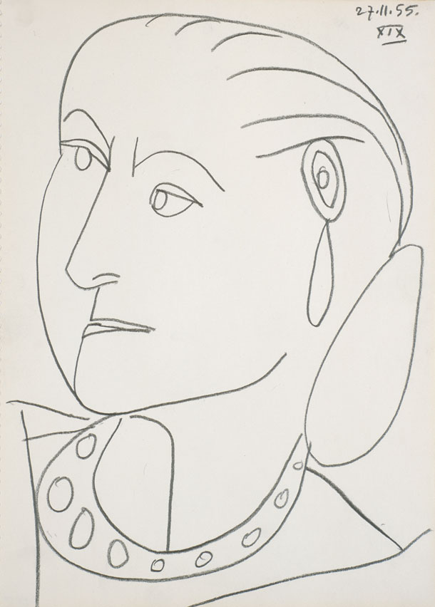 הלנה רובינשטיין. פילסה דרך בעולם שלא הסביר פנים לאישה יהודייה עצמאית ודעתנית (© 2014 Estate of Pablo Picasso / Artist Rights Society (ARS), New York)