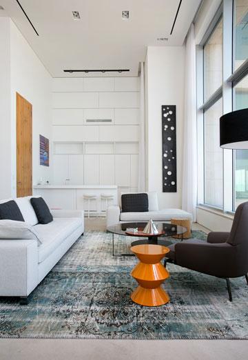 3 הדירות הפרטיות ירוהטו באופן זהה (צילום: שירן כרמל)