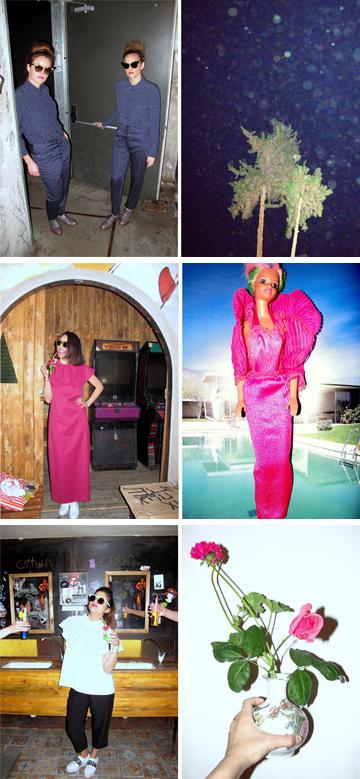 קום איל פו. שמלות באווירת קיץ קלילה וגזרות משוחררות (צילום: ג'ניפר אבסירה)