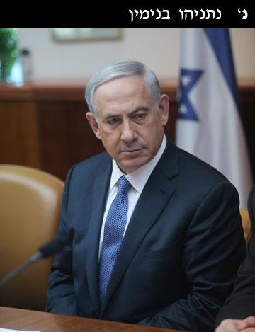 """""""לא הצבעתי לו, אבל הוא ראש הממשלה שלי"""" (צילום: אלכס קולומויסקי)"""