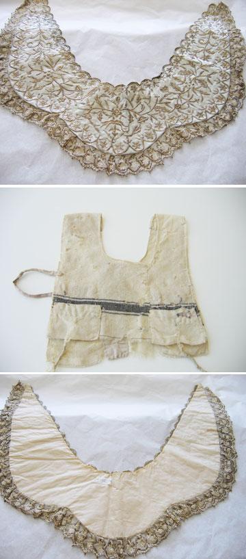 פריטי לבוש עתיקים ששחזרה כוכבית שריון (צילום: כוכבית שריון)