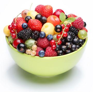 איזה פרי יכב בגרניטה שלכם? אתם מחליטים (צילום: thinkstock)