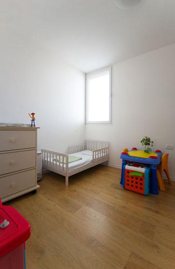 חדר הילדים (צילום: יהב מרום)