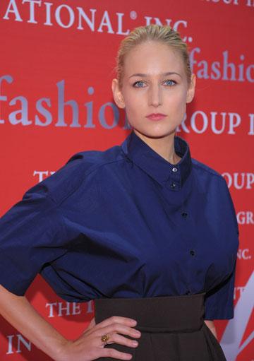 עכשיו היא באופנה. סובייסקי עם אטיטיוד (צילום: gettyimages)