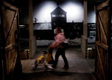 מוזיאון השואה האמריקאי. עדיפות לתכנים (צילום: gettyimages)