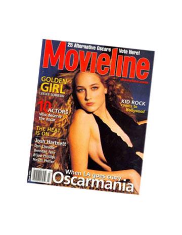 ההבטחה הגדולה. סובייסקי על שער מגזין בשנת 2000