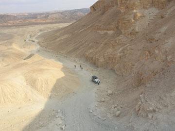 קסם המדבר (צילום: שבילים במדבר)