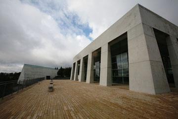 המוזיאון לתולדות השואה ביד ושם (צילום: שלומי כהן)