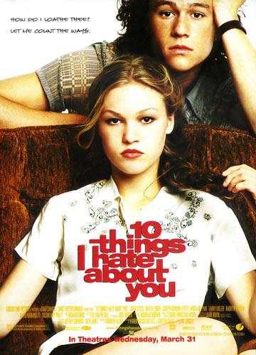 ''10 דברים שאני הכי שונאת אצלך''. מאחורי כל פמיניסטית זועמת יש נסיכה שרק מחכה להתגלות