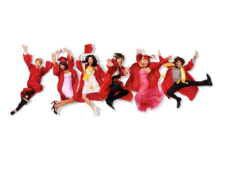 ''היי סקול מיוזיקל''. מעיצוב האולם ועד השמלה, מהדייט הנכון ועד הכניסה לרחבת הריקודים – הפרום הוא מיני-חתונה