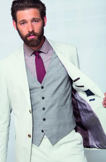 מקגרגור. בגדי גברים מוצלחים