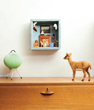 ''storyboxes'' - סצינות תלת ממדיות בקופסת קרטון (צילום: Storyboxes)