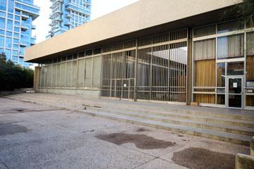 בית יד לבנים בתל אביב. אחד מ-49 ברחבי הארץ (צילום: טל שחר)