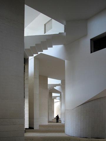 שכונת ''כרמי צהלה'', שבנייתה הסתיימה ב-2004 (באדיבות רם כרמי אדריכלים)