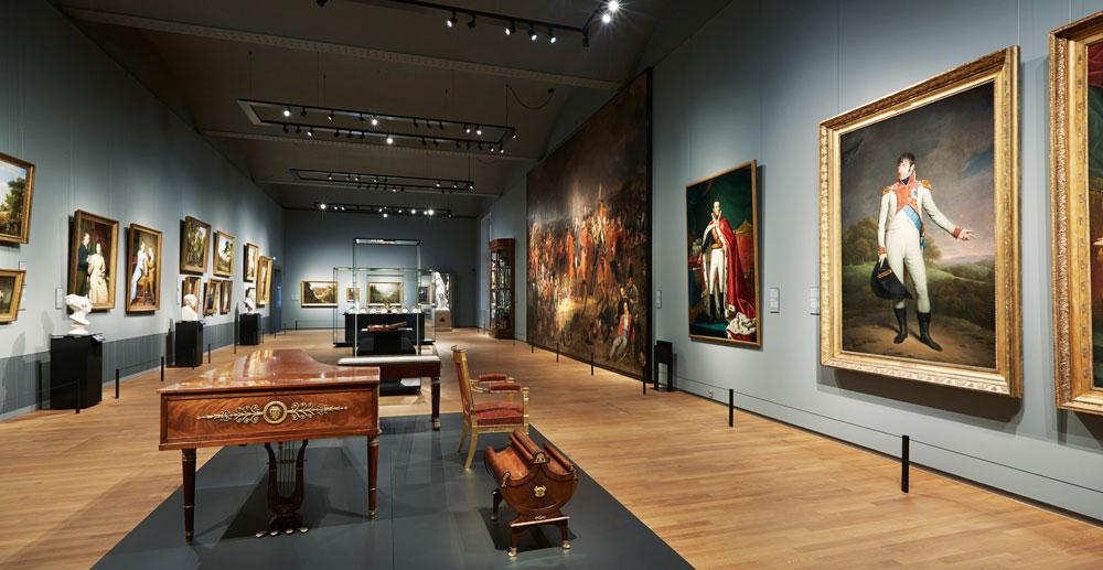 לאורך קילומטר וחצי, דרך 80 אולמות וכ-8,000 יצירות אמנות ופריטים היסטוריים, נפרשות 800 שנות היסטוריה הולנדית (צילום: Erik Smits)