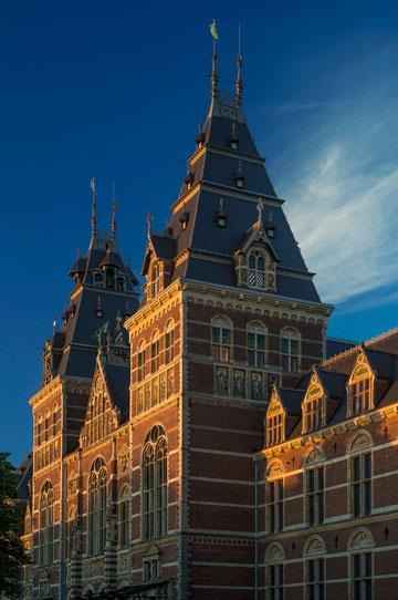 הרייקסמיוזיאום. בכיר המוזיאונים בהולנד (צילום: John Lewis Marshall)