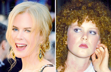 הוכחה מנצחת שכל צעירה ממוצעת יכולה להיראות כמו כוכבת הוליוודית. ניקול (צילום: gettyimages)