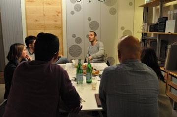 מפגשים והרצאות (צילום: מיכל מאיר)