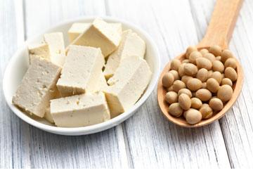 סויה. מכילה את כמות החלבון הגבוהה ביותר בקרב הקטניות  (צילום: thinkstock)
