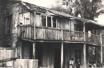 בתי העץ הדרדרו מאוד במשך השנים