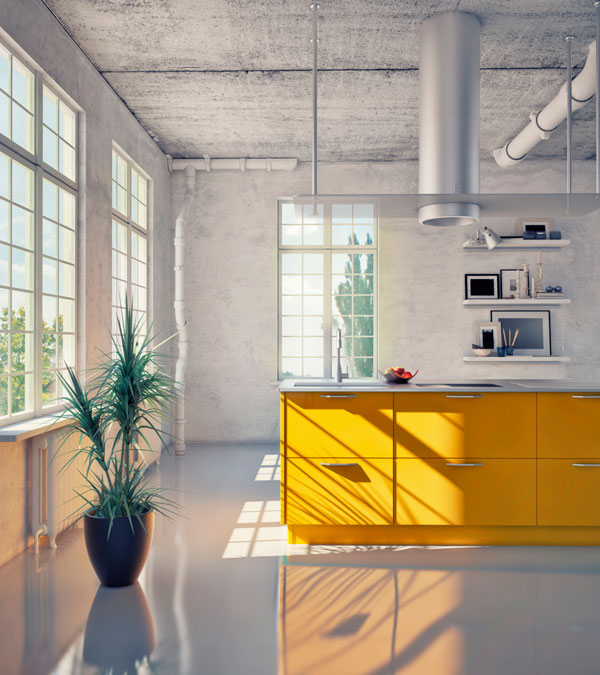 צהוב. תעוזה בטוחה שכזו (צילום: thinkstock)