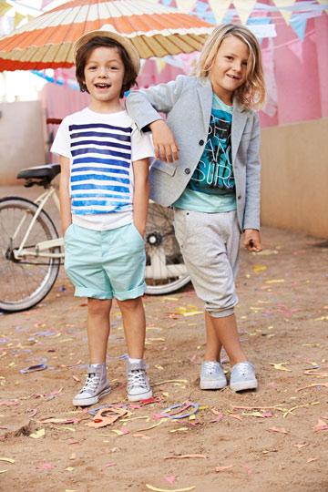 H&M. קו בגדי הבנים מוצלח במיוחד (צילום: הנס מוריץ)