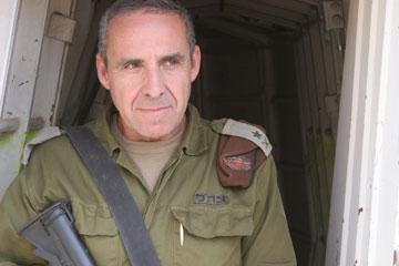 מפוספס. משה קפלינסקי (צילום: אלעד גרשוגרן)