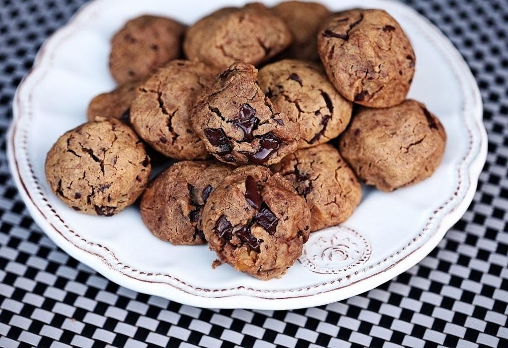 עוגיות חומוס (צילום: עדי קראוס)