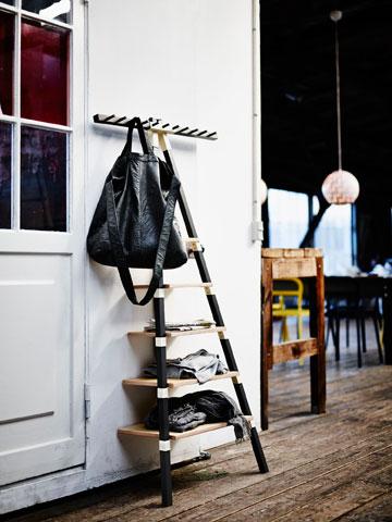 רהיטים של איקאה. יישום נכון של פילוסופיית העיצוב הנורדית, שמשלבת בין שימושיות, נגישות ואסתטיקה