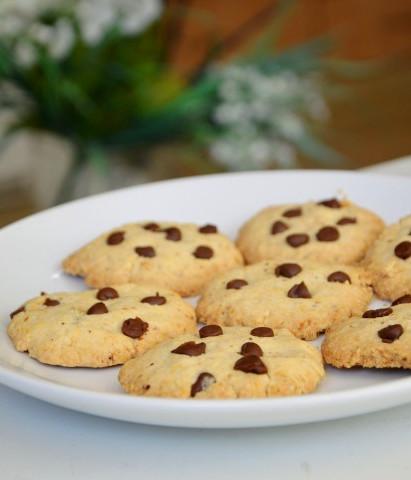 עוגיות שוקולד צ'יפס (צילום: אפרת סיאצ'י)