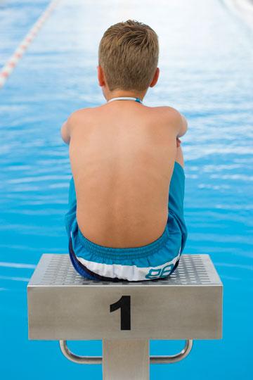 """ילד שלוקח לו זמן """"להתחמם"""". צילום אילוסטרציה (צילום: thinkstock)"""