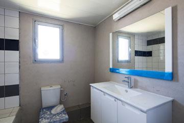 שטחי הדירות: 70 עד 135 מ''ר (צילום: אביעד בר נס)