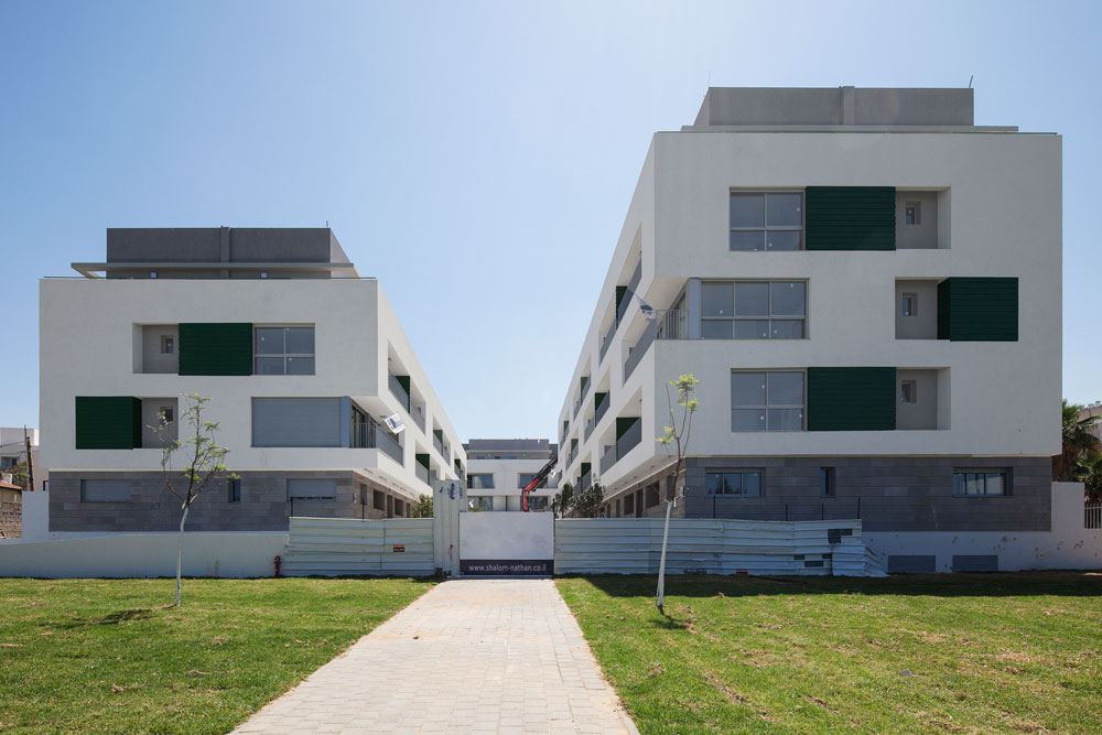 לא זכתה: אדריכלית אורית מילבואר אייל על תכנון פרויקט ''גני שפירא'' - דיור בר השגה בדרום תל אביב (צילום: אביעד בר נס)