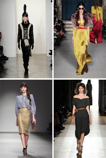 בשבועות האופנה בעולם: וילהיים בתצוגות של KTZ, מת'יו וויליאמסון, ויויאן ווסטווד ו-Bora Aksu (צילום: gettyimages)