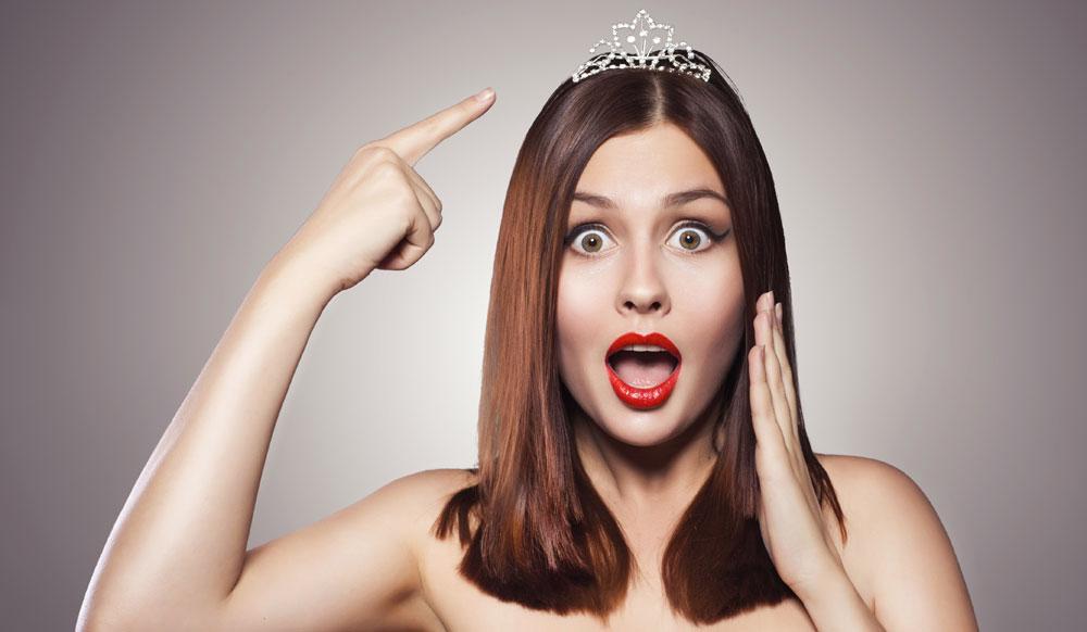 הוכתרת כמלכת יופי? קבלי מאיתנו כמה טיפים (צילום: shutterstock)