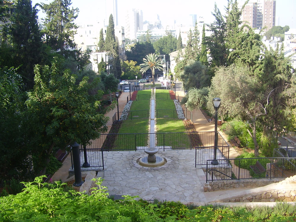 אריה קוץ, יליד רמת גן, בחר בגן אברהם. שריד ירוק של עיר הגנים שהפכה לג'ונגל פרוע של מגדלים (צילום: dr. avishai teicher, cc)