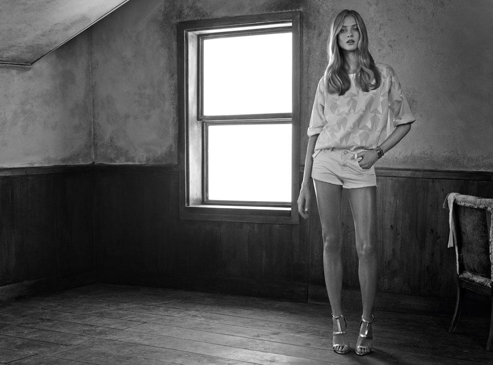 ריפליי. מבחר גדול של סגנונות ופריטים - משמלות תחרה רומנטיות ועד מכנסי ג'ינס קרועים (באדיבות ריפליי)