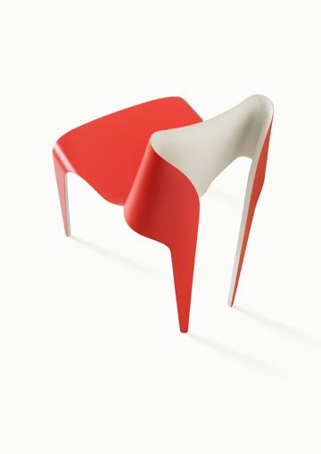 כיסא Fei Fei של וויליאם סאוואיה, עבור Sawaya Moroni