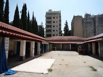 גם לכפר סבא היה שוק שעובר שימור (צילום: טל בן נון, המועצה לשימור אתרי מורשת בישראל)