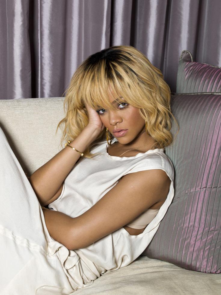 """""""חיי הרווקות מוערכים יתר על המידה"""". ריהאנה (באדיבות יוניברסל)"""