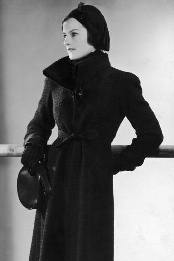עיצוב של אלזה סקיאפרלי, 1938 (צילום: gettyimages)