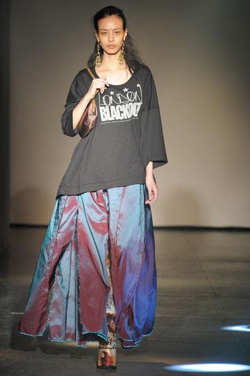 ויויאן ווסטווד, תצוגת סתיו-חורף 2012-13 (צילום: gettyimages)