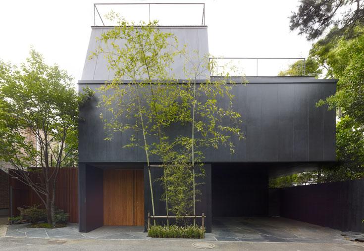 בית S בתכנונו של אשיזאווה. קטן וחכם (צילום: Daici Ano)