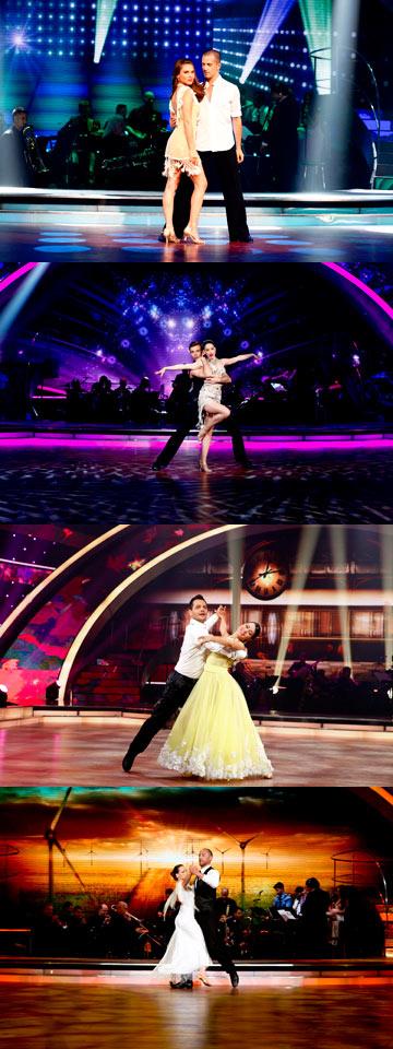 ''רוקדים עם כוכבים''. אוהבים את האנדרדוגים (צילום: טל גבעוני)
