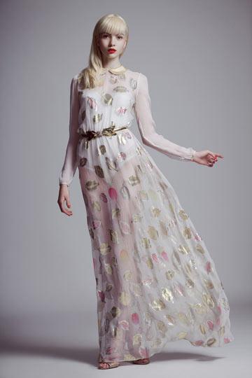 הקולקציה של גדי אלימלך, שיעצב את שמלת הכלה של נינט. ''עדיין אין סקיצות או כיוון, רק סגרנו באופן כללי שזה יהיה עיצוב שלי'', אומר אלימלך (צילום: אסף עיני )