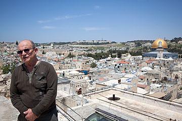 אדריכל על הגג. נוף שאין לו מחיר (צילום: טל נסים)
