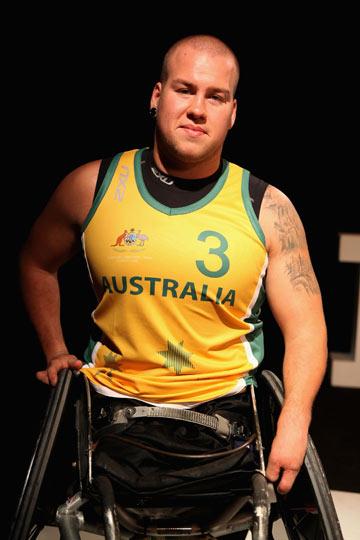 חשיפת מדי נבחרת אוסטרליה לאולימפיאדה (צילום: gettyimages)