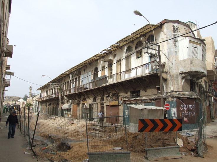 נאור מימר (גם הוא עבר את גיל 40) מתמקד בשימור ומתמקצע בו. הבית ברחוב רזיאל ביפו (למטה: הדמיית התוצאה העתידית) (באדיבות נאור מימר אדריכלות ושימור)